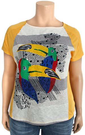 Bagoraz T-Shirt Round Neck