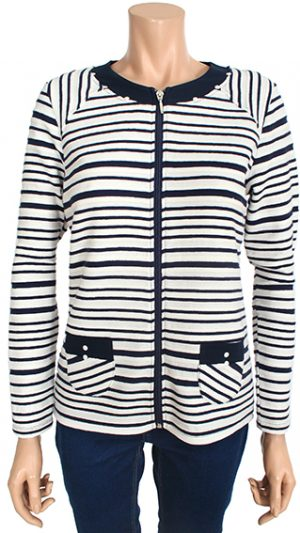 Le Cabestan Striped Jacket