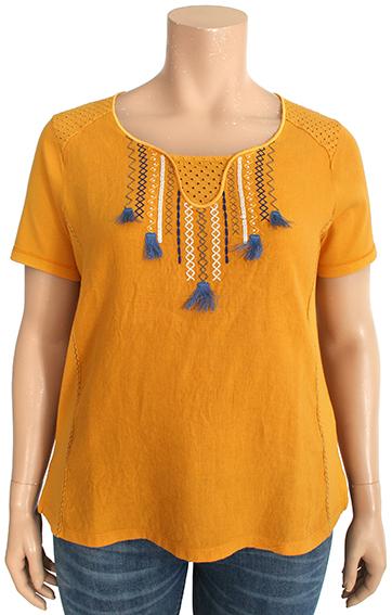 Bagoraz T-Shirt Yellow