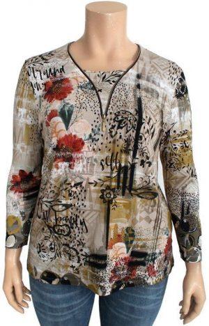 Bagoraz Zip sweater