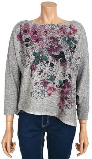 Gris flower Kalisson Tshirt