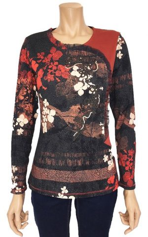 Asymmetric kalisson Sweater