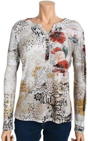 Kalisson Ambar T-shirt Button