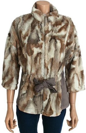 kalisson jacket Imitation Fur