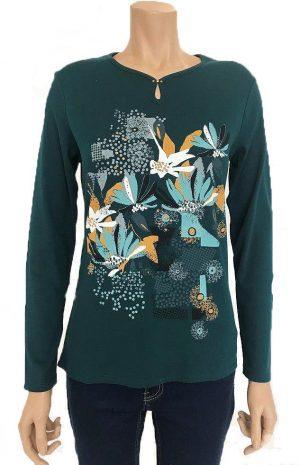 Green Kalisson sweater