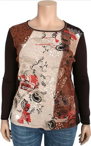 Bagoraz T-Shirt Round Collar